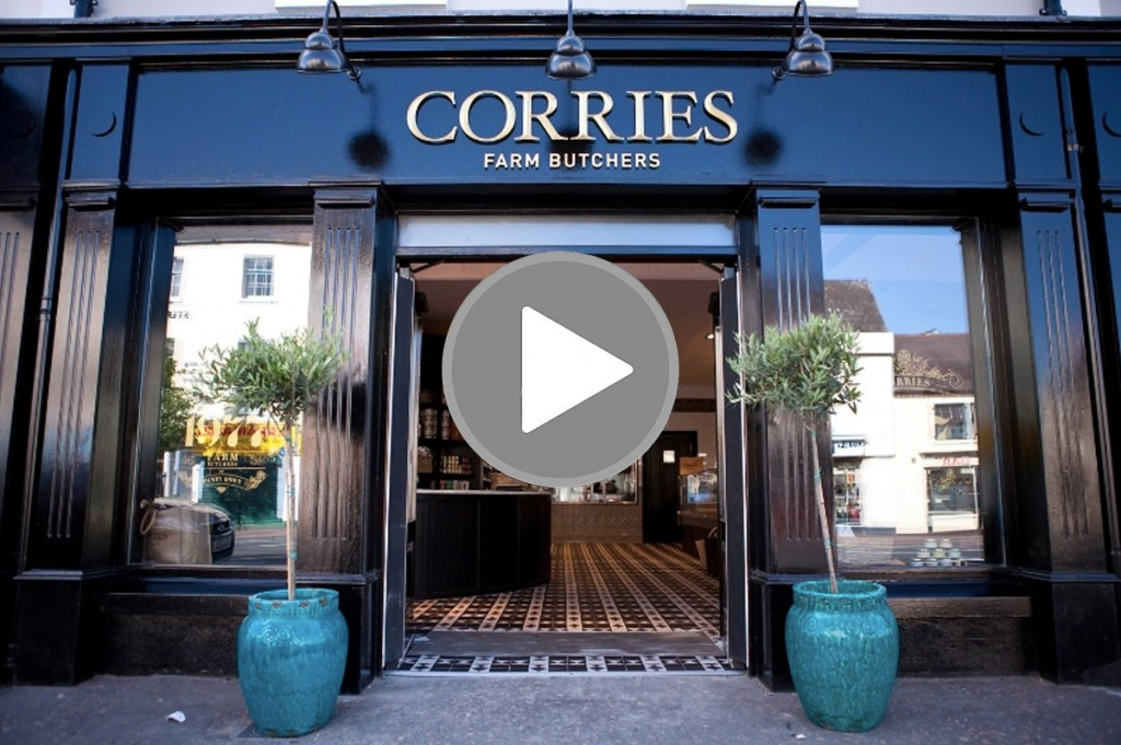 Corries Meats Christmas Shop